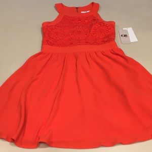 Other - GB lace top dress